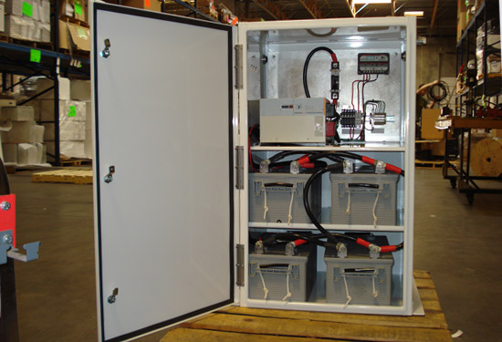 Solar Pv Systems Backup Power Ups Systems: Outdoor Power Battery Back-up UPS Systems
