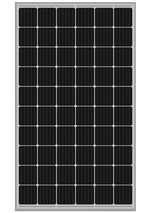 S Energy 310 Watt Solar Panel Ss310m 10t Ameresco Solar